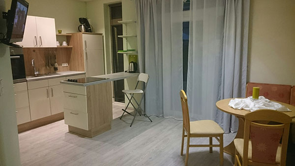 Apartment Hotel Vollumen A7 Bild1